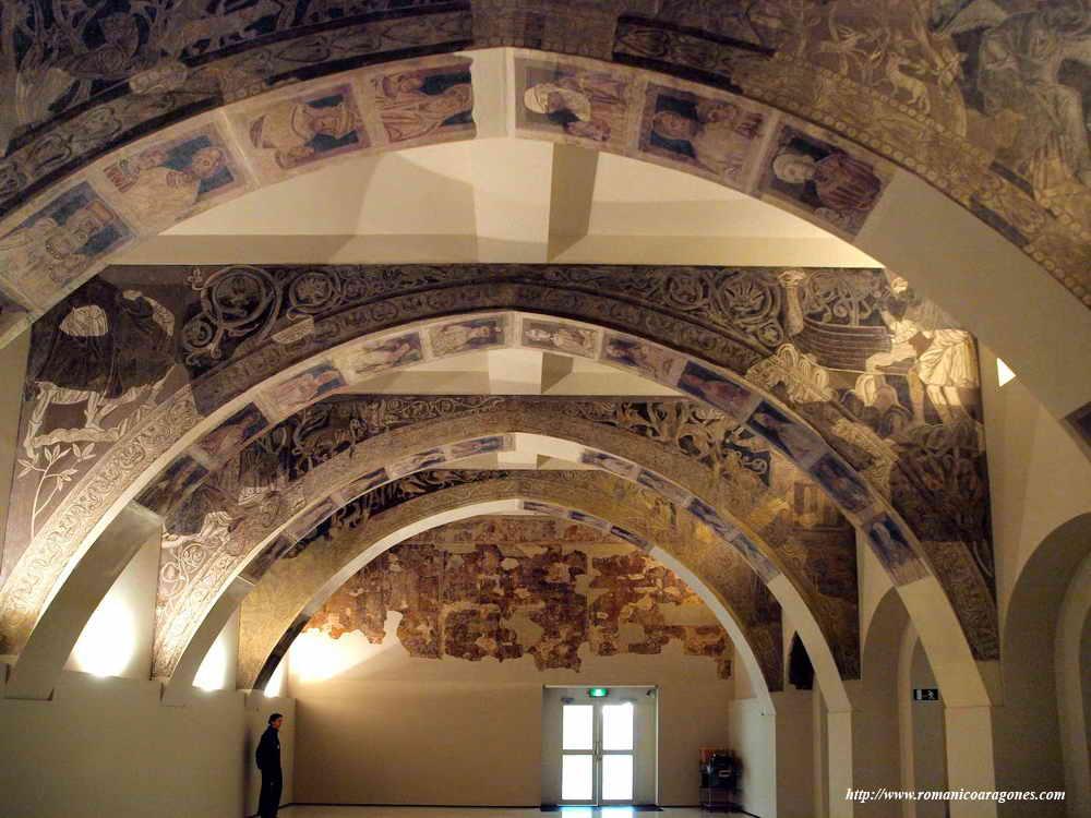 Villanueva de sigena rutas romanicas por el altoaragon a for Ver de la salade