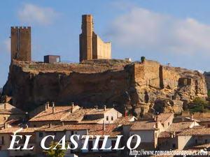 CASTILLO: TORRES GÓTICA Y ROMÁNICA