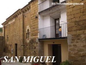 MURO SUR -DE LA VERGÜENZA- DE SAN MIGUEL