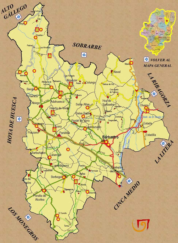 Las casas rurales. Turismo rural. Selección de casas rurales de ...